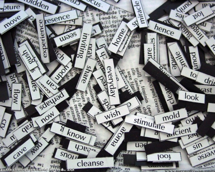 Piled Up Words